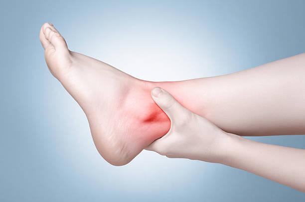 Douleurs à la cheville externe - causes et traitements possibles
