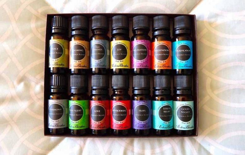 Top 5 des meilleures huiles essentielles pour votre bien-être