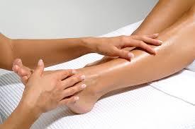 massage pour soulager le syndrome des jambes sans repos